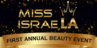 MISS ISRAEL LOS ANGELES 2019