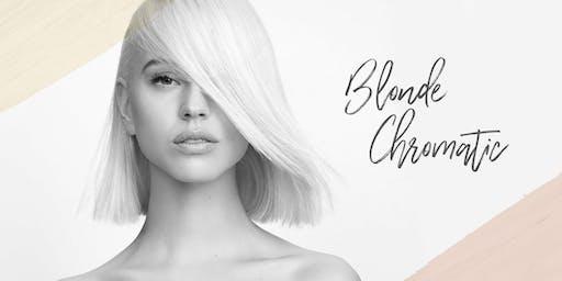 BLONDE CHROMATICS - WA