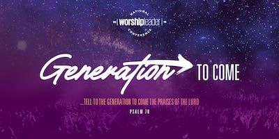 National Worship Leader Conference 2019