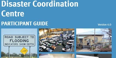 Disaster Coordination Centre Modules 1 - 4 at Ipswich
