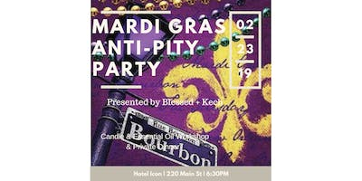 Mardi Gras Candle Workshop & Private Dinner