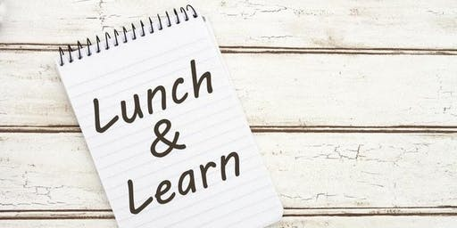 December Lunch & Learn - Planning for a successful 2020