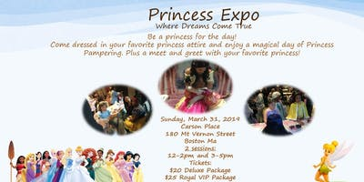 Princess Expo II-Where Dreams Come True