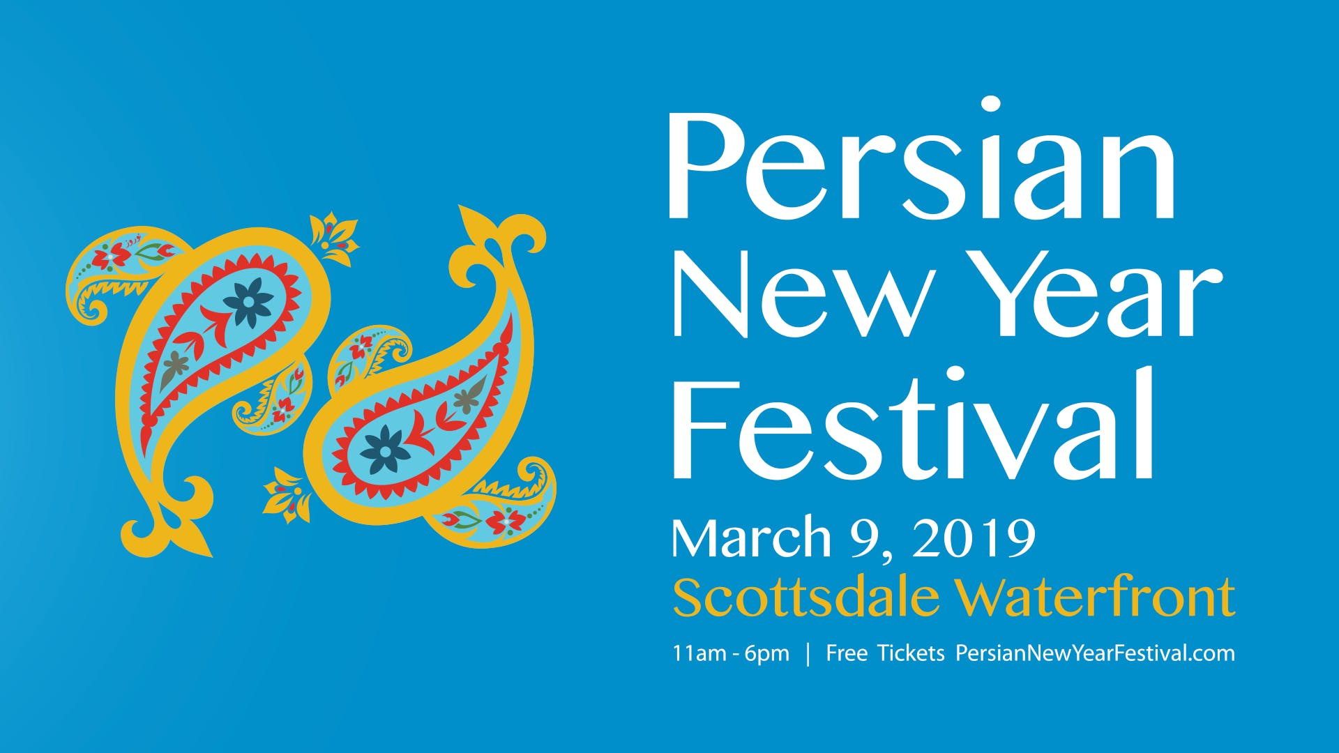 Persian New Year Festival - March 9, 2019