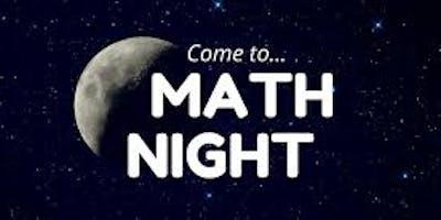 Parent Math Night