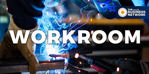 WorkRoom with The Local Business Network (Central Penrith)