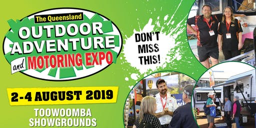 2019 Queensland Outdoor Adventure & Motoring Expo