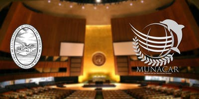 Modelo de las Naciones Unidas MUNACAR 2019