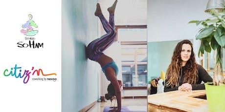 Cours de Yoga billets