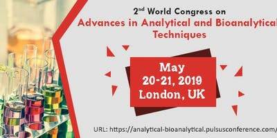 2nd World Congress on Advances in Analytical and Bioanalytical Techniques