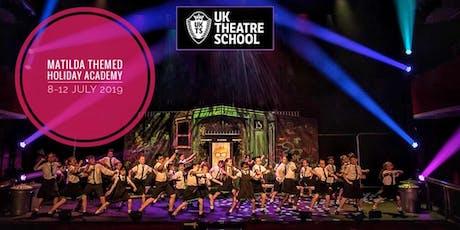 'Matilda' Themed Holiday Academy tickets