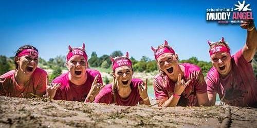 schauinsland Muddy Angel Run - MÜNCHEN Sonntag 2019