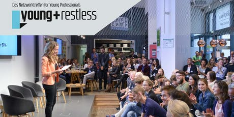 young+restless »Digitales Europa – Upgrade, Update oder Stillstand?« tickets