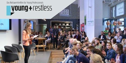 young+restless »Digitales Europa – Upgrade, Update oder Stillstand?«