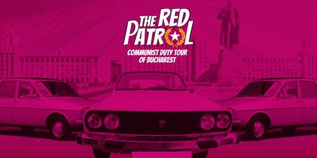 Red Patrol Bucharest Flea Market Tour with Dacia   tickets