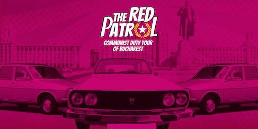 Red Patrol Bucharest Flea Market Tour with Dacia