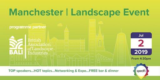 Specifi Manchester - LANDSCAPE EVENT