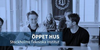 Öppet hus på Stockholms Tekniska Institut