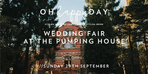 The Pumping House Wedding Fair