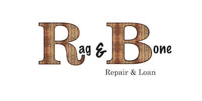 Rag and Bone - Fix it! (Repair Cafe event)