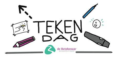 De Tekendag - Leer visueel communiceren in één inspirerende dag! tickets