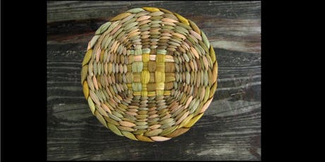 Rush Basket Weaving Workshop tickets