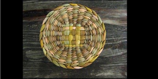 Rush Basket Weaving Workshop