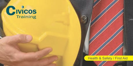 First Aid at Work (Three day course - 6,7,8 April 2020) tickets