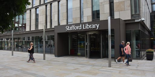 Stafford Library Work Club