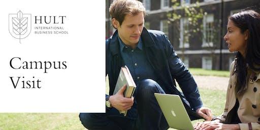 London Campus Visit - Postgraduate