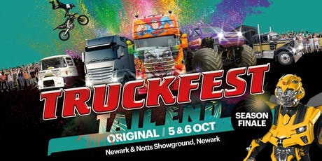Truckfest Original Truck Entry 2019 tickets