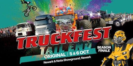 Truckfest Original Truck Entry 2019