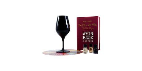 WEINBOX Weinseminar SENSORIK Tickets