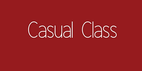 Casual Class - Yoga with Grace Tullamarine tickets