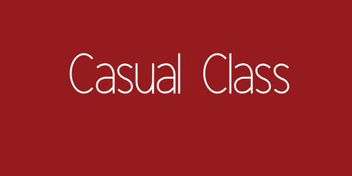 Casual Class - Yoga with Grace Tullamarine