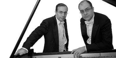 4 MANI ALL'OPERA! - Aurelio e Paolo Pollice (Pianoforte a 4 mani)