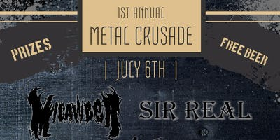 Metal Crusade 2019 // SV2 1 year Party