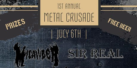 Metal Crusade 2019 // SV2 1 year Party tickets