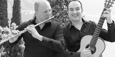 GRAN DUO - Stefano Maffizzoni, Giulio Tampalini (Flauto, Chitarra)