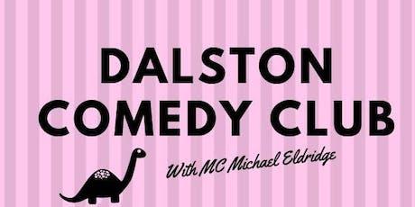 Dalston Comedy Club tickets