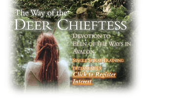 The Way of the Deer Chieftess - Single Spiral Training (1 Year Full Course)