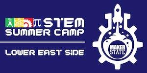 MakerState STEM Summer Camp at Seward Park (Lower East...