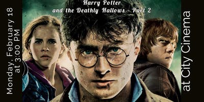 Film Screening: Harry Potter and the Deathly Hallows – Part 2