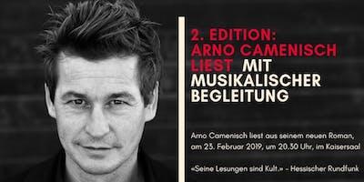 Arno Camenisch liest - 2. Edition mit Musik