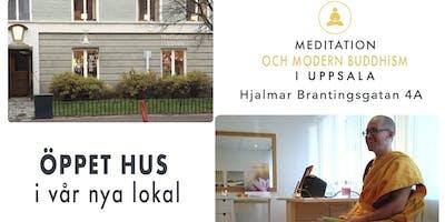 Meditera i Uppsala | Öppet hus