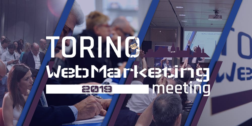Risultati immagini per torino web marketing meeting