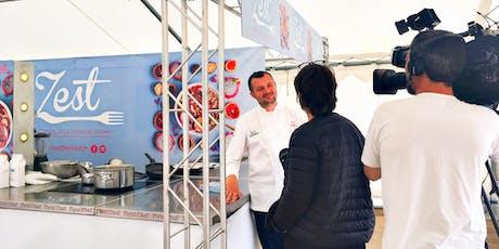 Cours de cuisine Zest'Festival billets