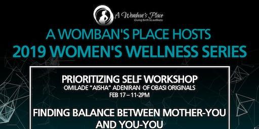 Women's Wellness 2019 Workshop Series
