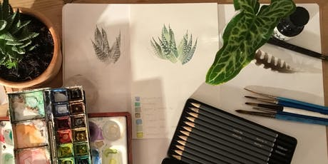 Natural History Illustration with Katy Alston tickets