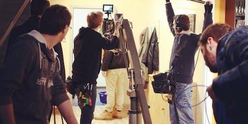 Geheimnisse aus Hollywood - Digital Film Production Workshop